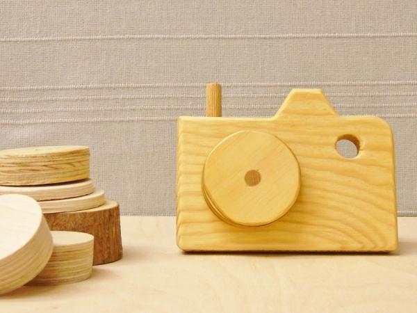 Blankhouten camera