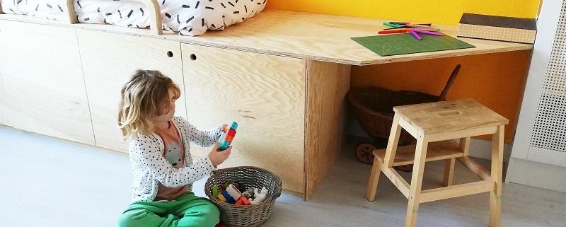 Praktisch Bed Bureau En Kast In één Op Maat I Whats Art