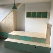 Zolderslaapkamer 1